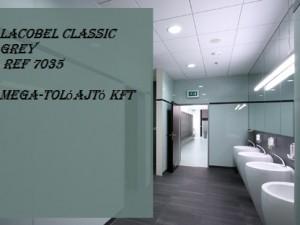 Lacobel Classic Grey - REF 7035 - ST