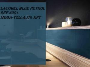 Lacobel Blue Petrol - REF 5001 - ST