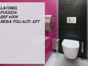 Lacobel fukszia - REF 4006 - S