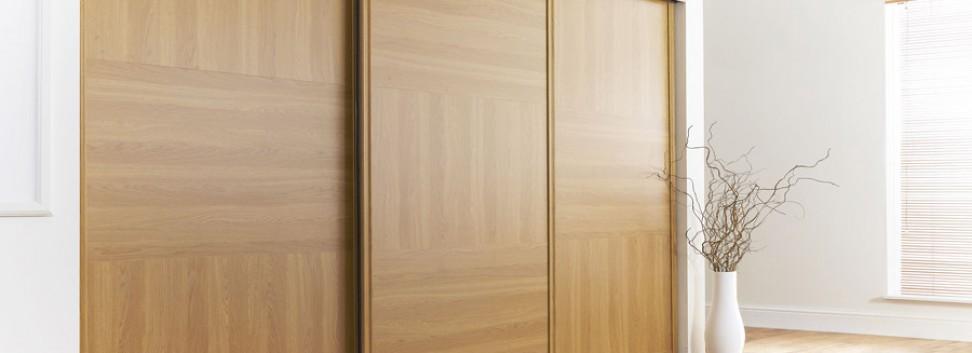 Nyílóajtós és meglévő tolóajtós szekrény átalakítása!