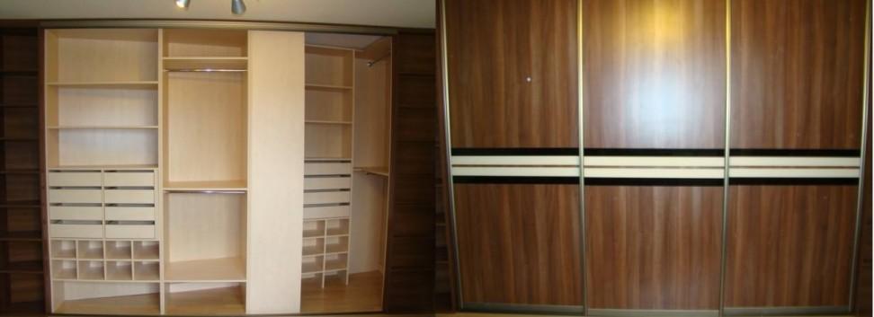 Vannak helyek ahova az ember először azt gondolja nem is lehet beépített szekrényt készíteni!